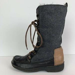Sam Edelman Mariela Fur Lined Boots